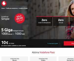 Vodafone Voce