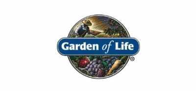 Offerta Garden Of Life 20% di sconto sui prodotti Detox & digestione