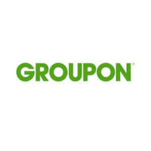 Coupon di benvenuto Groupon per sconto 20% su deal Vicino a te e Viaggi e 10% su Shopping
