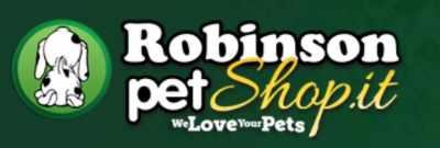Codice Voucher Robinsonpetshop per sconti fino al 30% su articoli selezionati