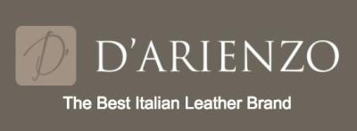 Promozione D'Arienzo sconto dal 15% al 25% sulla collezione pelle Uomo e Donna