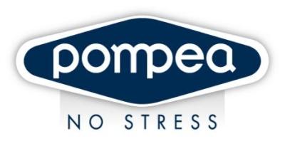 Saldi Invernali Pompea con sconti fino al 50+20% e prendi 3 paghi 2