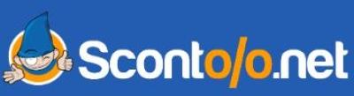 Codice Coupon Scontolo per sconto 10% su tutto il catalogo